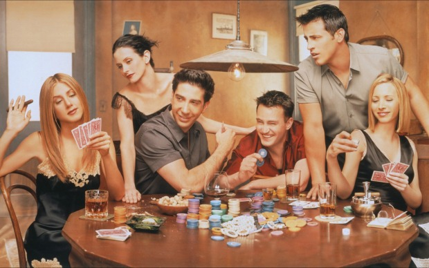 Friends-Poker